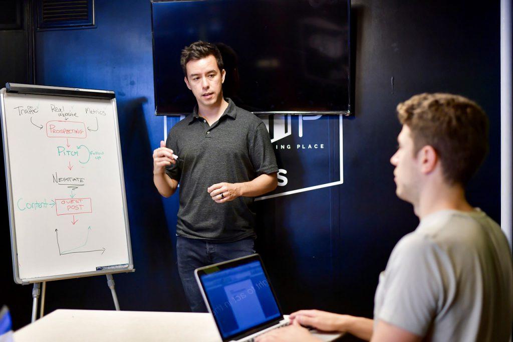 Pitch como conclusión - Desarrollo de software y Flujos de desarrollo ágil