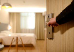Busqueda en un hotel