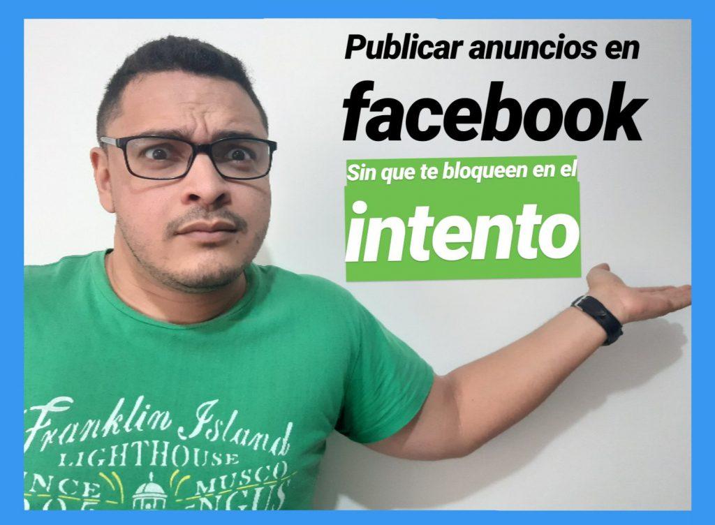Publicar anuncios en facebook