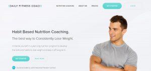 Caso de uso Daily Fitness Coach